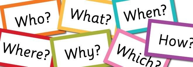 Как составить английское вопросительное предложение