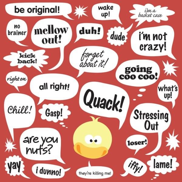Английский сленг: слова, выражения и виды сленга