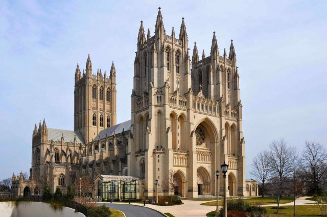 Кафедральный собор - National Cathedral
