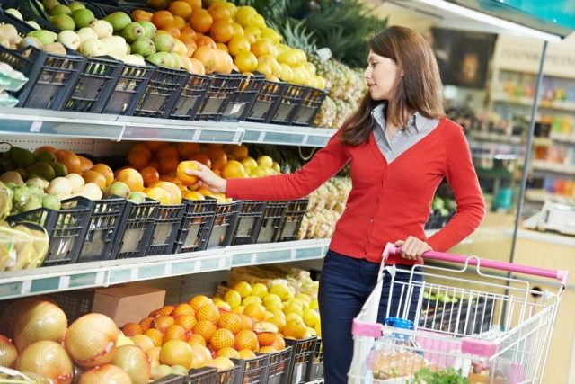овощи и фрукты на английском языке