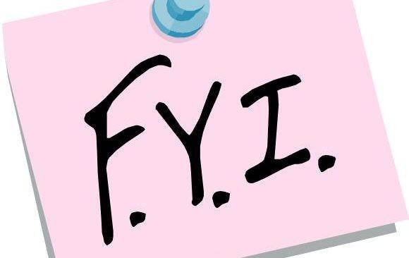FYI: что это значит? Расшифровка сокращения