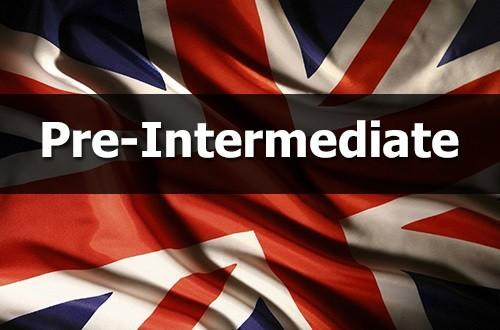 pre intermediate