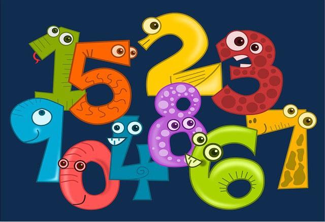 Английские цифры и числа: перевод и произношение