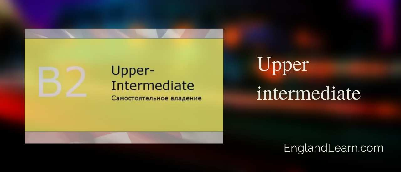 upper intermediate