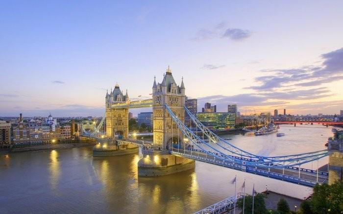 Популярные достопримечательности Англии