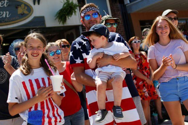 Праздники в США: список американских праздников