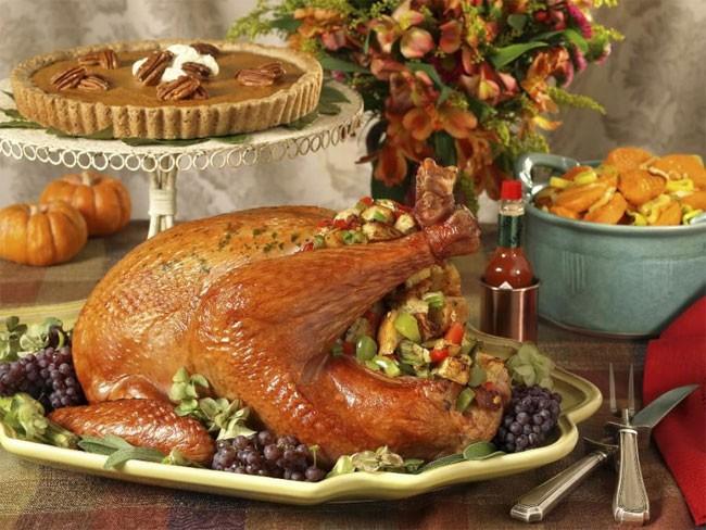 Когда празднуют День Благодарения в США