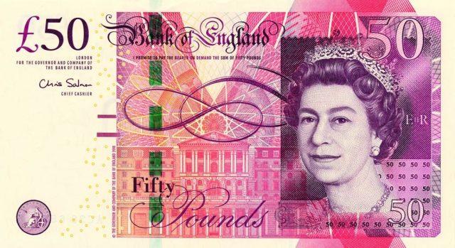 Английский фунт стерлингов: история возникновения