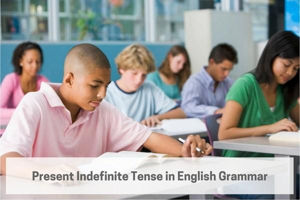 Настоящее неопределенное время в английском языке