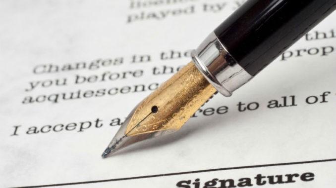 Форма делового письма на английском