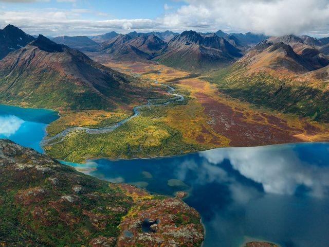 Аляска - самый большой штат США