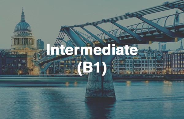 английский intermediate