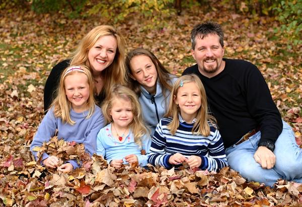 My Family - перевод и транскрипция