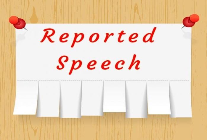 Indirect (Reported) Speech / Косвенная речь в английском языке