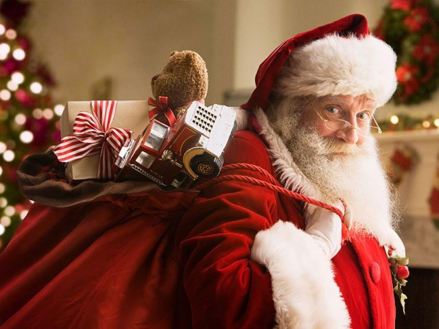 Как празднуют Рождество и Новый год в Америке