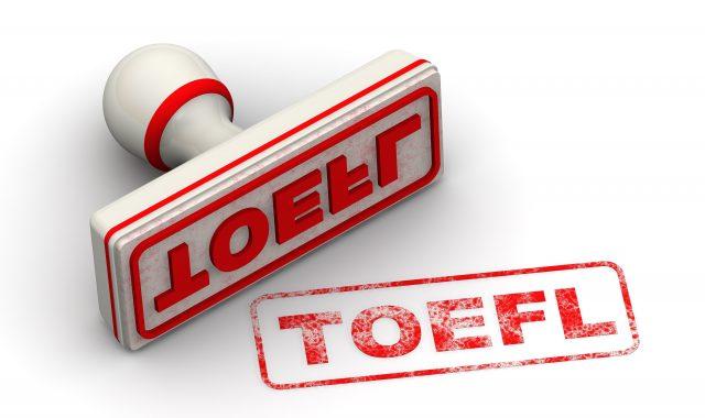 TOEFL - Международный экзамен