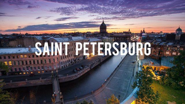 санкт петербург по английски