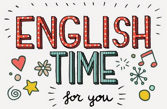Маркеры времени в английском языке: таблица времен, списки слов, примеры предложений
