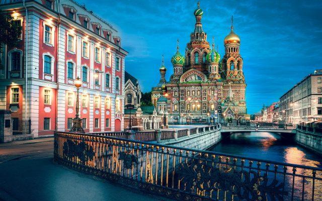 Санкт-Петербург: перевод на английский язык