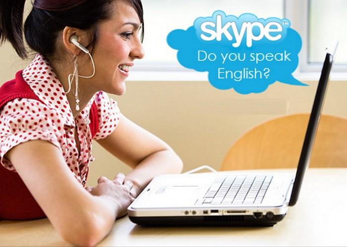 Выучить английский язык по Скайпу