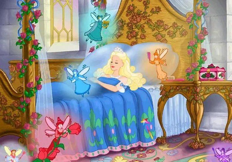 """Сказка """"Спящая Красавица"""""""